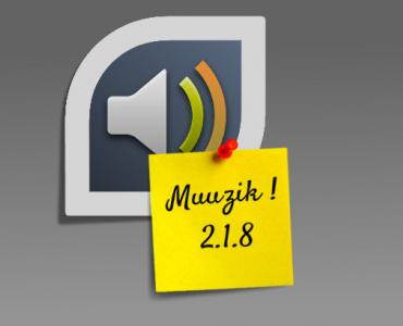 Muuzik! update 2.1.10
